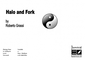 Halo and Fork – Junior Version